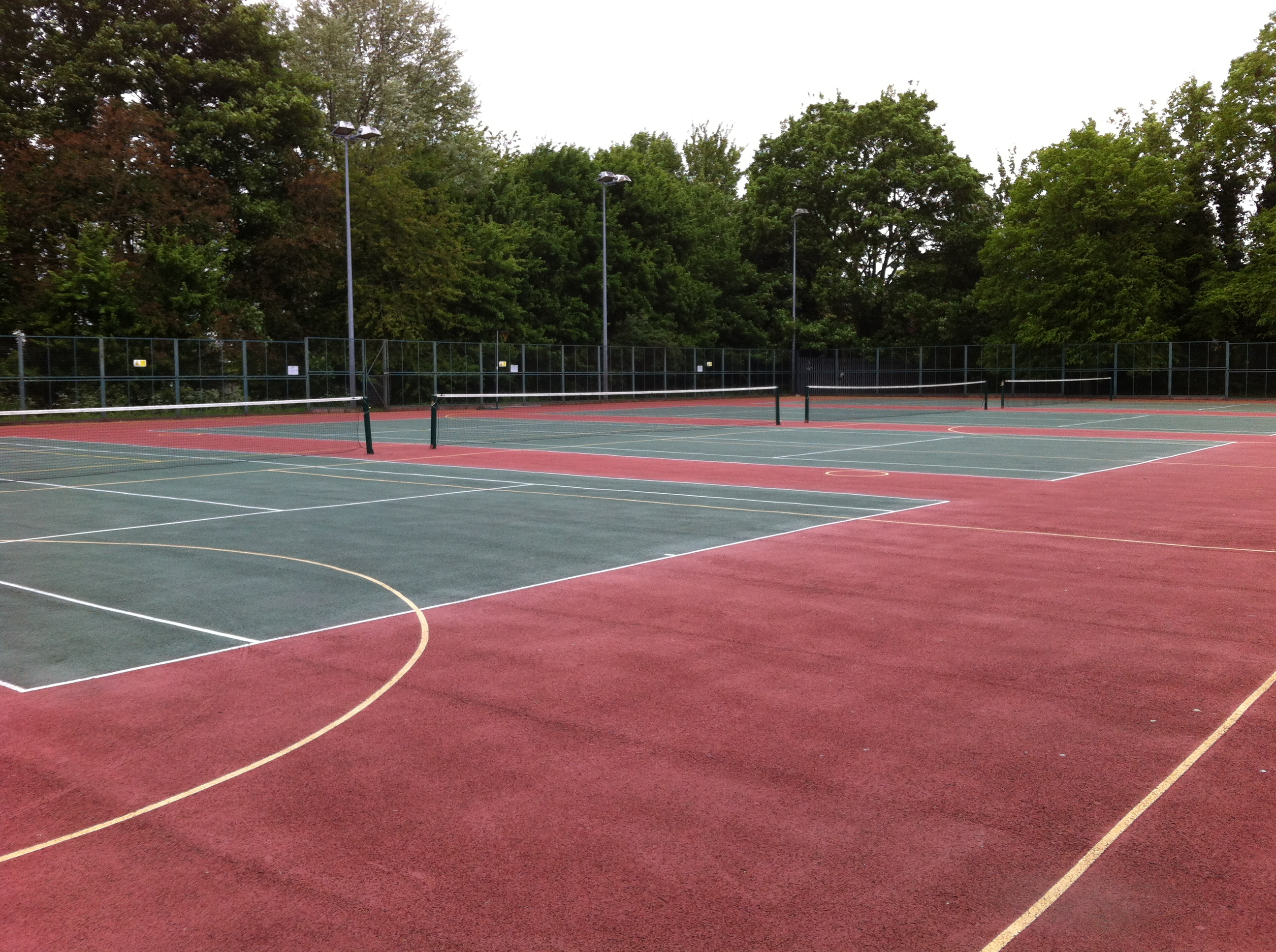 tennis cambridge