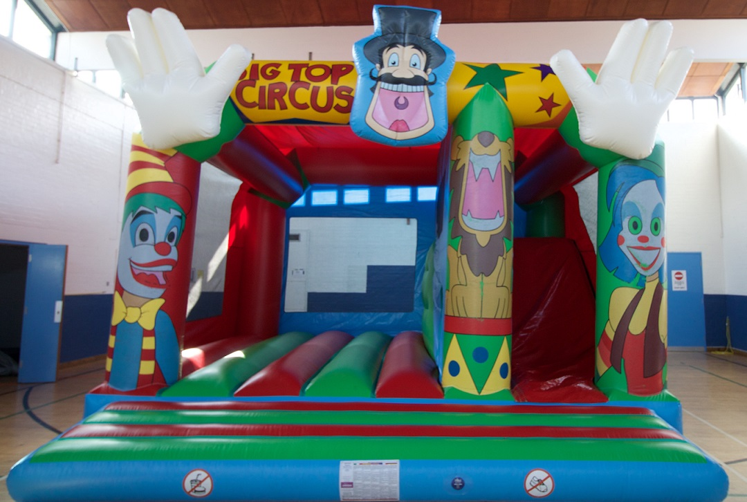 bouncy castle 2